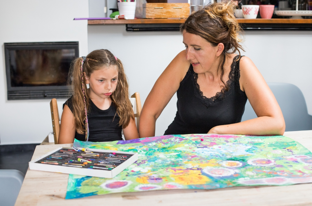 nadchněte děti pro tvoření minikurz pro pedagogy a lektory výtvarná výchova výtvarka pro děti tvoření pro děti