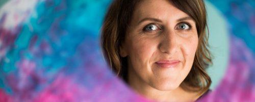 tvoření tě promění online 10týdenní program pro ženy prožitkové tvoření s Radkou Rubešovou
