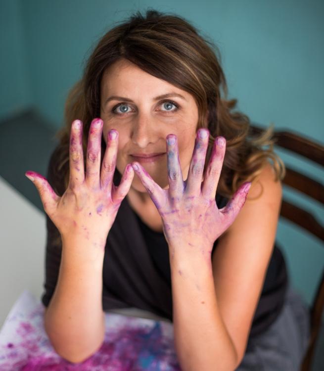 radka rubešová o mně lektorka prožitkového tvoření a arteterapeutka