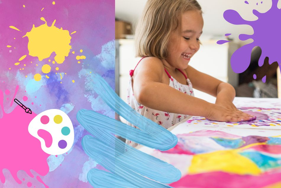 nadchněte děti pro tvoření minikurz zdarma pro lektory, pedagogy, učitele pod vedením lektorky a arteterapeutky Radky Rubešové